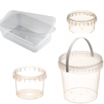Microwaveable Containers & Lids